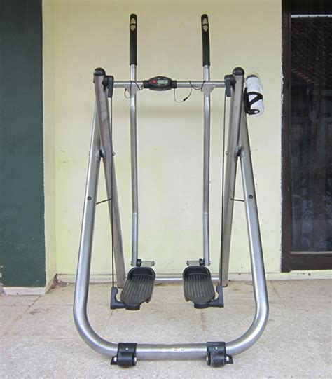 Treadmill Manual Freesytle Glider Tredmil Manual Freestyle Airwalker alat fitnes freestyle glider dijual murah di bandung