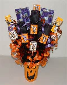 Cheap Nice Christmas Gifts - halloween decorations halloween candy bouquet