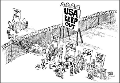 solution to the u s illegal immigration problem