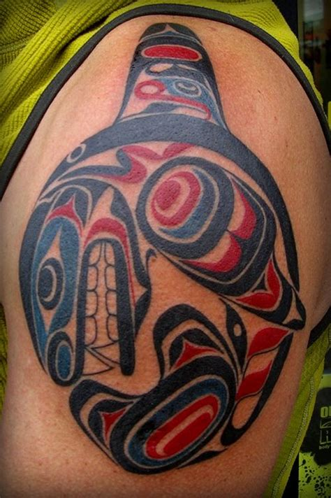 west coast native tattoo designs 1000 images about haida tattoos on