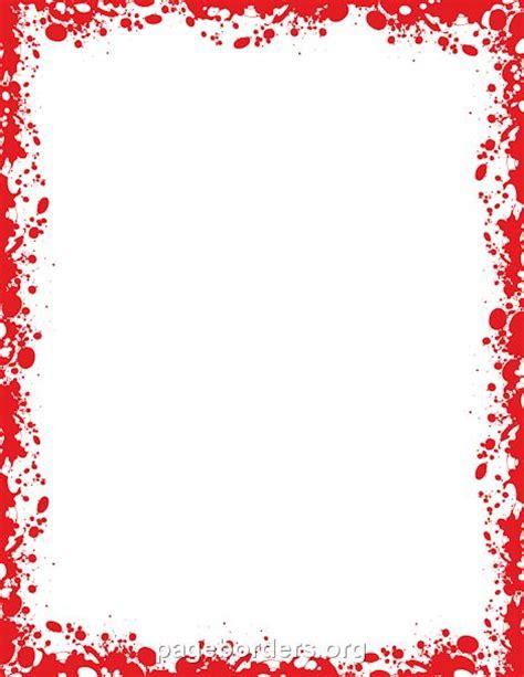 cenefas para word printable blood border use the border in microsoft word
