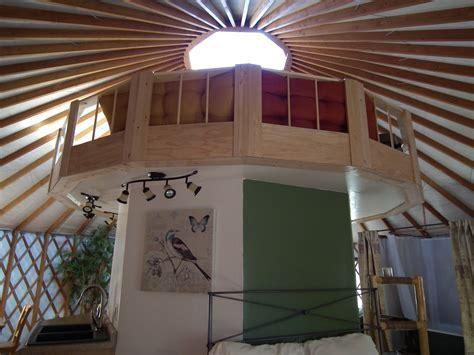 Lofty Ideas [Checklist]   Pacific Yurts