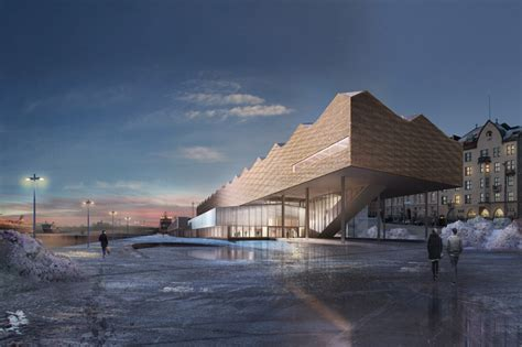 design museum competition 2015 six guggenheim helsinki contestants refine designs