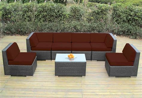 Sunbrella Outdoor Furniture by Sunbrella Sectional Sofa Sunbrella Furniture Bernie Phyl S
