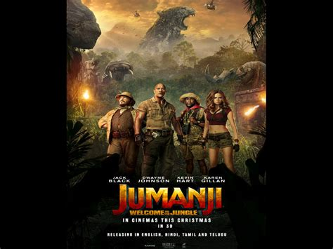 film jumanji welcome to the jungle sub indo my first jugem