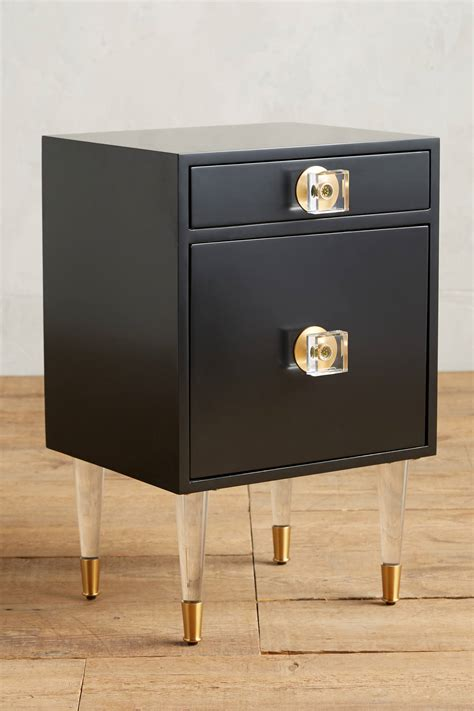 Regency Nightstand by Lacquered Regency Nightstand Anthropologie
