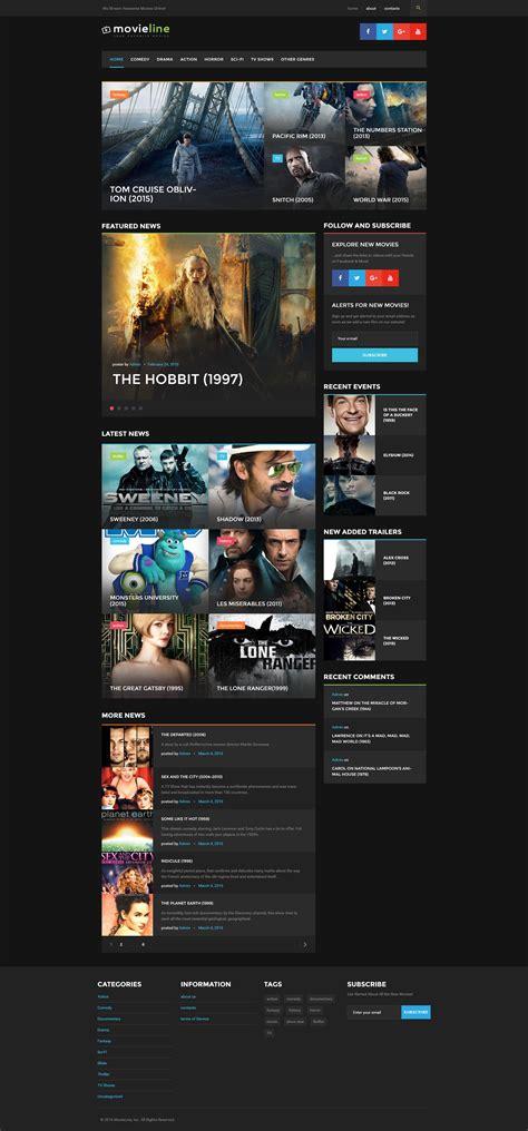 themes in film making tema de wordpress 51822 para sitio de cine