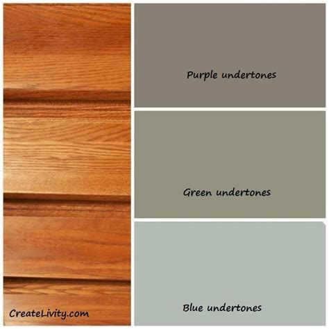 wood colored paint createlivity is 5 ways to make oak work without