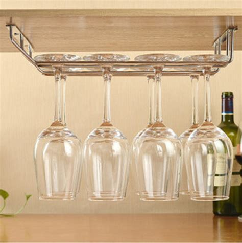 Stemware Rack Cabinet by 1pcs Wine Cup Wine Glass Holder Hanging Glasses