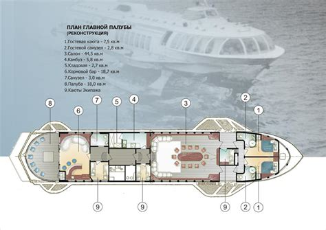 yacht floor plans soviet era passenger ferry is one boat luxury yacht