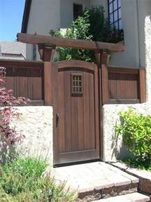 macgregor construction fence gate design backyard gates