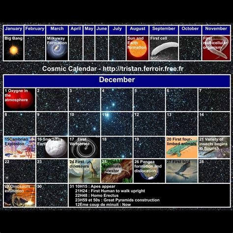 Calendario Cosmico Obsesi 243 N Por El Cielo 511