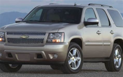 2008 chevrolet tahoe vs nissan armada, ford expedition