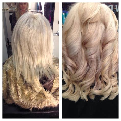 fusion hair extensions before and after before and after 12 inch fusion hair extensions yelp