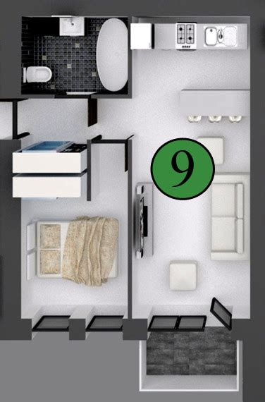 440 square feet apartment need help with 440 sq ft apartment layout