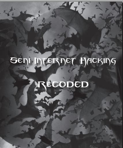 Jasakom Seni Teknik Hacking I ebook jasakom seni hacking recoded