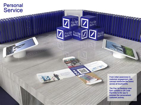 designboom deutsche bank deutsche bank pop up banking designboom com