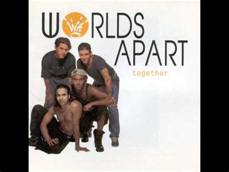 world appart worlds apart beggin to be written together 1994 youtube