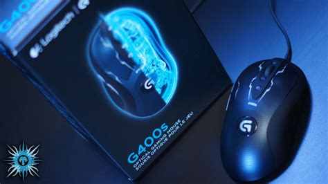 Mouse Gaming G400s logitech g400s gaming mouse unboxing overview