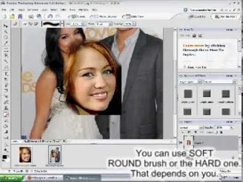 photoshop cs5 tutorial simple face replacement face replacement in photoshop tutorial looks real and