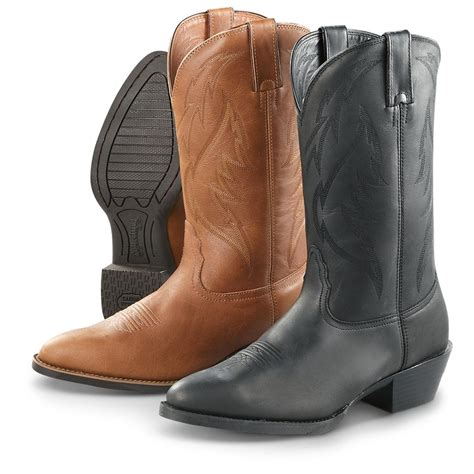 nocona 174 competitor boots 297284 cowboy western boots