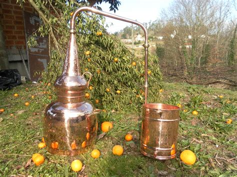 whiskey photography premium copper whiskey alembic still 60l copper brothers