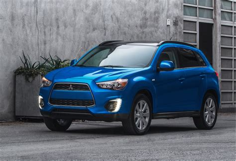 mitsubishi outlander sport 2015 2015 mitsubishi outlander sport pictures photos gallery