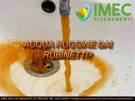 poca acqua dal rubinetto esce poca acqua dal rubinetto acqua ruggine