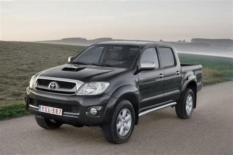 Toyota Hilux 2009 Price Toyota Hilux Reviews Specs Prices Top Speed