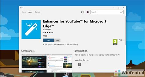 download youtube extension enhancer for youtube and getthemall extension now