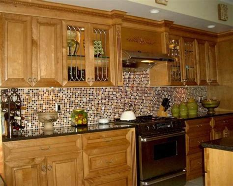 choose the simple but elegant tile for your timeless kitchen backsplash the ark home styles and interesting designs choose the simple but