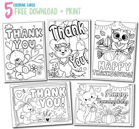 thank you printable coloring page for adults pdf jpg