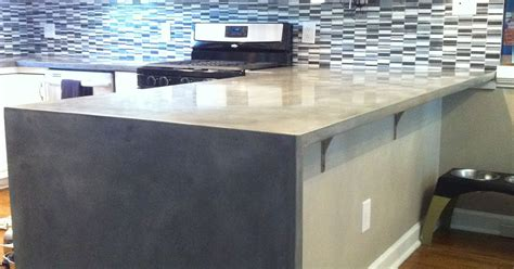 Concrete Countertops Dallas by Kitchen We Did A Few Weeks Ago Hometalk