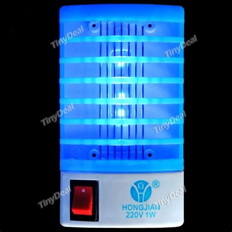 Mosquito Killer L 4 Led environmentally 220v 1w 4 led light with mosquito killer hhi 295599 wholesale supplier
