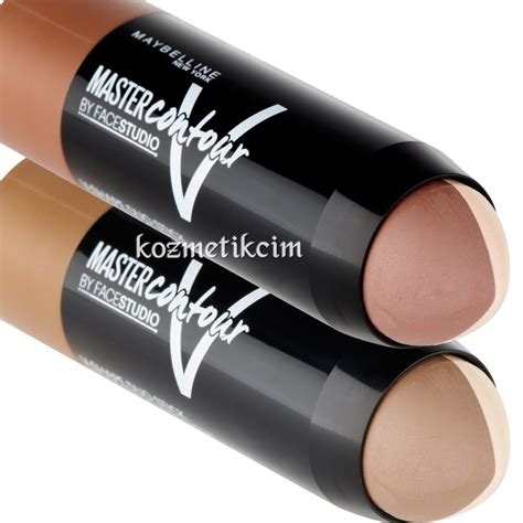 Maybelline V Shape Duo Stick maybelline master contour v shape duo stick