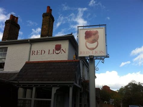 thames ditton college excellent pub best pub food in the area the red lion