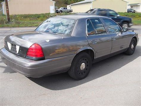 lincoln interceptor find used 2003 ford crown interceptor quot low