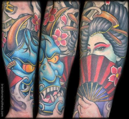 new school koi by brandon schultheis tattoonow japanese sleeve lower arm by brandon schultheis tattoonow