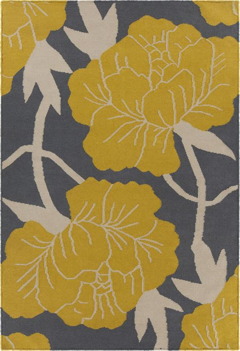 yellow flower rug yellow flower rug rugs ideas