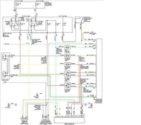 1999 ford windstar wiring diagrams wiring diagram with