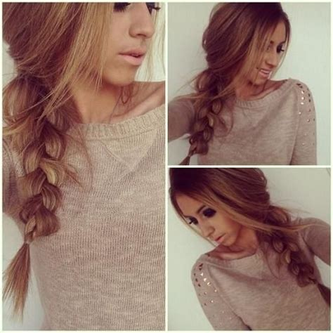 casual braided hairstyles for medium hair 26 cute haircuts for long hair hairstyles ideas