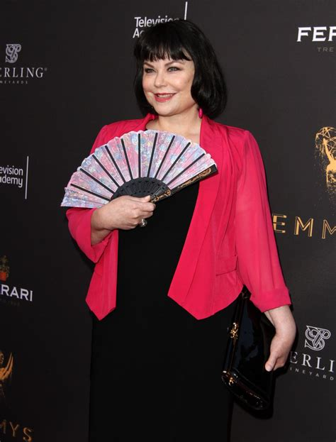 delta burke delta burke at emmys cocktail reception in los angeles 08