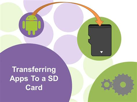 move android apps to sd card how to move android apps to a sd card