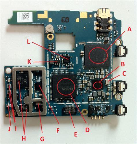 Ic Rf Redmi 3 Wtr4905 bedah ponsel xiaomi redmi 1s bag 2 v tiga and