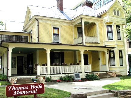 thomas wolfe house the red trolley tour of asheville impress magazine
