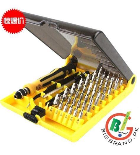 Jackly 45 In 1 Precision Screwdriver Professional Repai Berkualitas 45in1 jackly jk 6089a precision screwdriver set