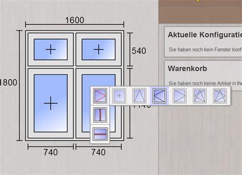 Darstellung Fenster Ansicht by Fensterkonfigurator