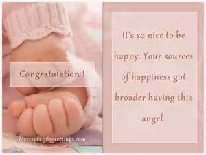 New born baby wishes messages greetings and wishes messages