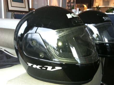 Helm Kbc V Zero Black Blue White cheap kbc kbc motorcycle helmet tk 19 xs