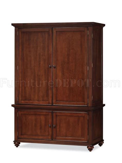 contemporary armoire distress espresso finish contemporary armoire